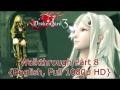 Drakengard 3 (Drag-On Dragoon 3) Walkthrough - Part 4 Chapter 1: Verse 4 {English, Full 1080p HD}