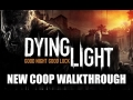 Dying Light Coop Gameplay Walkthrough Part 2 (NEW): Online Multiplayer! The Hunter Zombie!