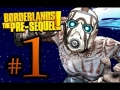 Borderlands The Pre Sequel Walkthrough Part 1 [1080p HD] - 15 Minute Developer Gameplay