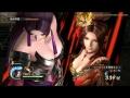 Sengoku Musou 4/Samurai Warriors 4 - Ladies Gameplay!