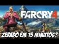 Far Cry 4 pode ser ZERADO em 15 minutos, como assim?