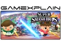 Shulk in Super Smash Bros Wii U & 3DS - Screenshot Slideshow
