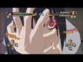Naruto Shippuden Ultimate Ninja Storm Revolution - Demo: Sasuke vs Mecha Naruto (1080p)