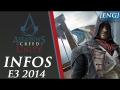 Assassin's Creed Unity - All New Infos - E3 2014 [English]
