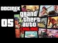 Zagrajmy w GTA5 Online [05] PL - Motocykle, samoloty i labirynt ;)