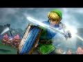 Zelda Hyrule Warriors - Link Trailer (Wii U)