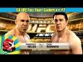 Wanderlei Silva vs. Chael Sonnen Full Fight   EA Sports UFC 2014 Gameplay (Xbox One)