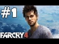 Far Cry 4 Walkthrough Part 1 Gameplay YouTube Event PS4 Preview 1080p HD Let's Play