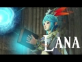 Hyrule Warriors - Trailer with Lana and the Book of Sorcery (Wii U)