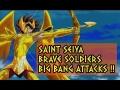 Saint Seiya : Brave Soldiers 聖闘士星矢 ブレイブ・ソルジャーズ - Big Bang Attacks