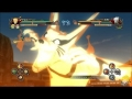 Naruto Shippuden: Ultimate Ninja Storm Revolution  - Demo: Bijuu Naruto Vs Kakashi【FULL HD】