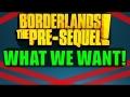 Borderlands The Pre-Sequel: 3 Changes we NEED!