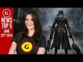 "GSNT5 - Bloodborne gameplay revealed; Oculus Founder Calls 30fps a ""Failure"""