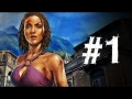 Dead Island Riptide Gameplay Walkthrough Part 1 - Intro - Chapter 1