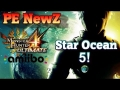 Star Ocean 5, Monster Hunter 4U Sells BIG & Rare amiibo Being Restocked! | PE NewZ