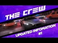 The Crew - Updated Infomation #1 (Catchup on Info @TheCrewGame )