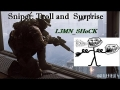 Battlefield™ 4 (PS4) Recon#4: Sniper Surprise and Trolling by L3MN SHoCK