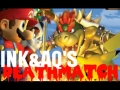 Super Smash Bros Melee - INK&AQ'S DEATHMATCH