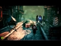 Woolfe - The Red Hood Diaries Steam Greenlight Trailer [RUS SUB]