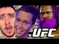 TmarTn vs GoldGlove - UFC 2014 Fight! (EA Sports UFC Multiplayer Online Match)