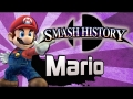 Smash History: Mario (A Super Smash Bros. Move Analysis)