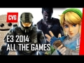 Every Game From E3 2014