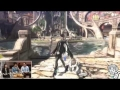 BAYONETTA 2 WII U @E3 2014 - Demo Gameplay