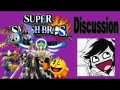Super Smash Bros Wii U/3DS Character Discussion with RoushutsuRises