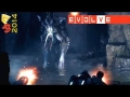 Evolve - Gameplay Trailer E3 2014 HD 1080p (GodGamesHD)