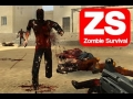 Zombie survival counter strike
