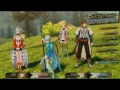 Tales of Zestiria - Battle System Trailer (GodGamesHD)