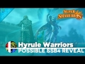 Hyrule Warriors Direct w/ Possible Smash Bros. Character Reveal?