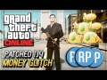 GTA 5 Online - Money Glitch & Insurance Patch - Glitches Fixed In GTA V Online (GTA 5 Glitches)