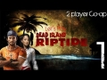 Let's Play Dead Island Riptide (2 Player Co-op) - John Morgan, The New Immune - Part 1 (Gameplay Wal
