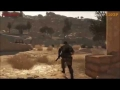 Metal Gear Solid 5 The Phantom Pain Gameplay PS4 HD