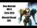 News About Next Metroid Game Wii U 2014 - Episode 2 Metroid Dread, Metroid 3DS