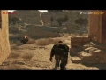 Metal Gear Solid 5: Phantom Pain Gameplay [PS4] HD